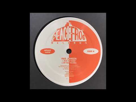 PAUL JOHNSON - HEAR THE MUSIC (PEACEFROG RECORDS)