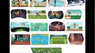 All Google Doodles For  London 2012 Olympics