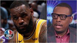Lakers should shut LeBron James down for season, focus on 2019-20 - Paul Pierce   The Jump