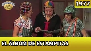 El Chavo | El álbum de estampitas (Completo) thumbnail