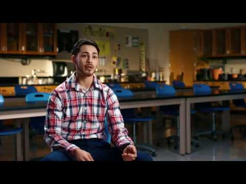Imperial Valley Career Education - Imperial Valley College - Student Story: Christian Lopez
