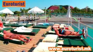 Delphin Deluxe Resort - Alanya - EuroTurist.mk