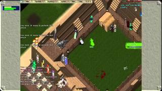 Ultima Online - Hacker PvProdigy vs Mr Lahey  - UO Shadow Age