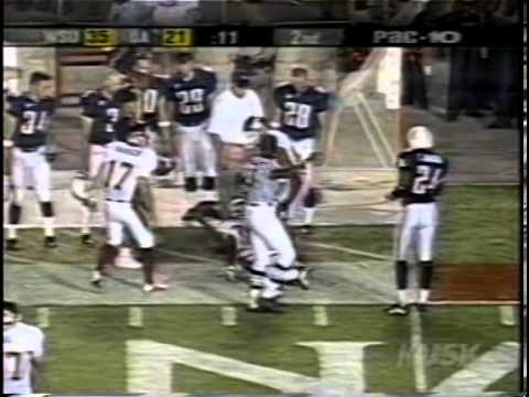 09/29/2001 - Washington State Cougars at Arizona Wildcats