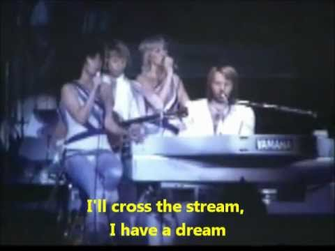 Abba  I have a dream Lyrics