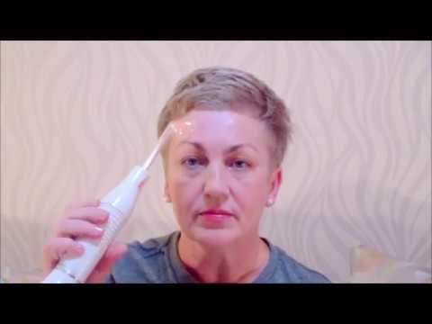 Эффективный Уход за Кожей Лица Видео в Домашних Условиях - Импульсный Массажер Дарсонваль