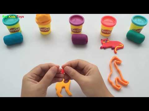 PlayDoh Games | Play Doh Fun Tub Set, Creative Learning Fof Kids | Rio Kids Toys