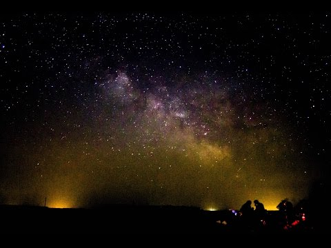 Star gazing party on 13-14th of June, 2015 [Milky Way] - with Astroclubul Bucuresti