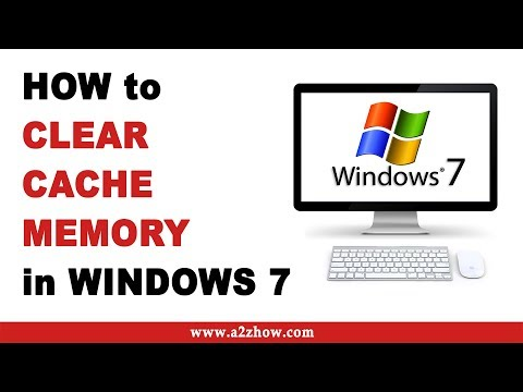 How To Clear Cache Memory In Windows 7