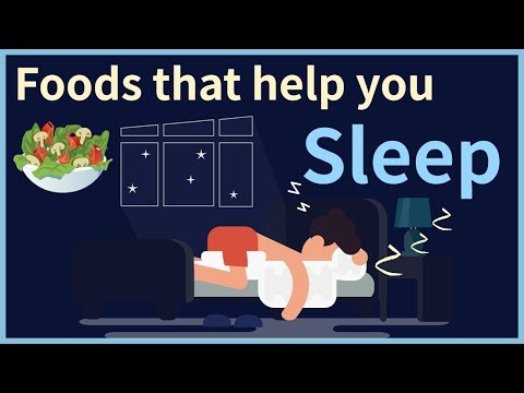 6 Proven Foods for Sleep Foods to Treat Insomnia
