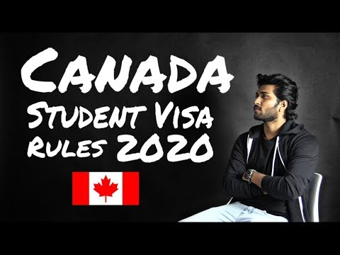 Canada Student VISA Rules 2020 - Good News