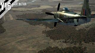 IL-2 Great Battles Crashes V17