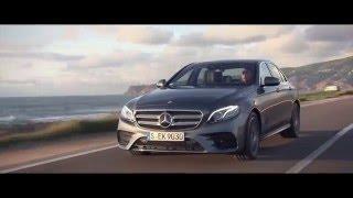 2016 Шокирующий новый Mercedes-Benz E class (W213)