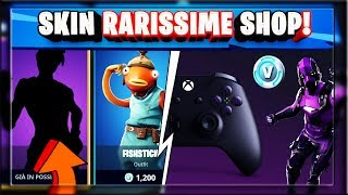 SKIN RARISSIME NELLO SHOP! NUOVO BUNDLE DARK VERTEX E TUTTA LA WORLD CUP FORTNITE!