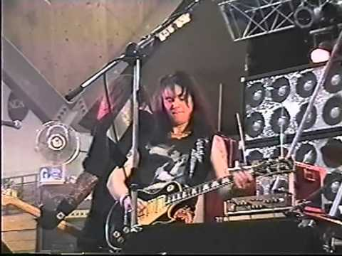 FRACTURED MIRROR Ace Frehley tribute band 1993 first KISS