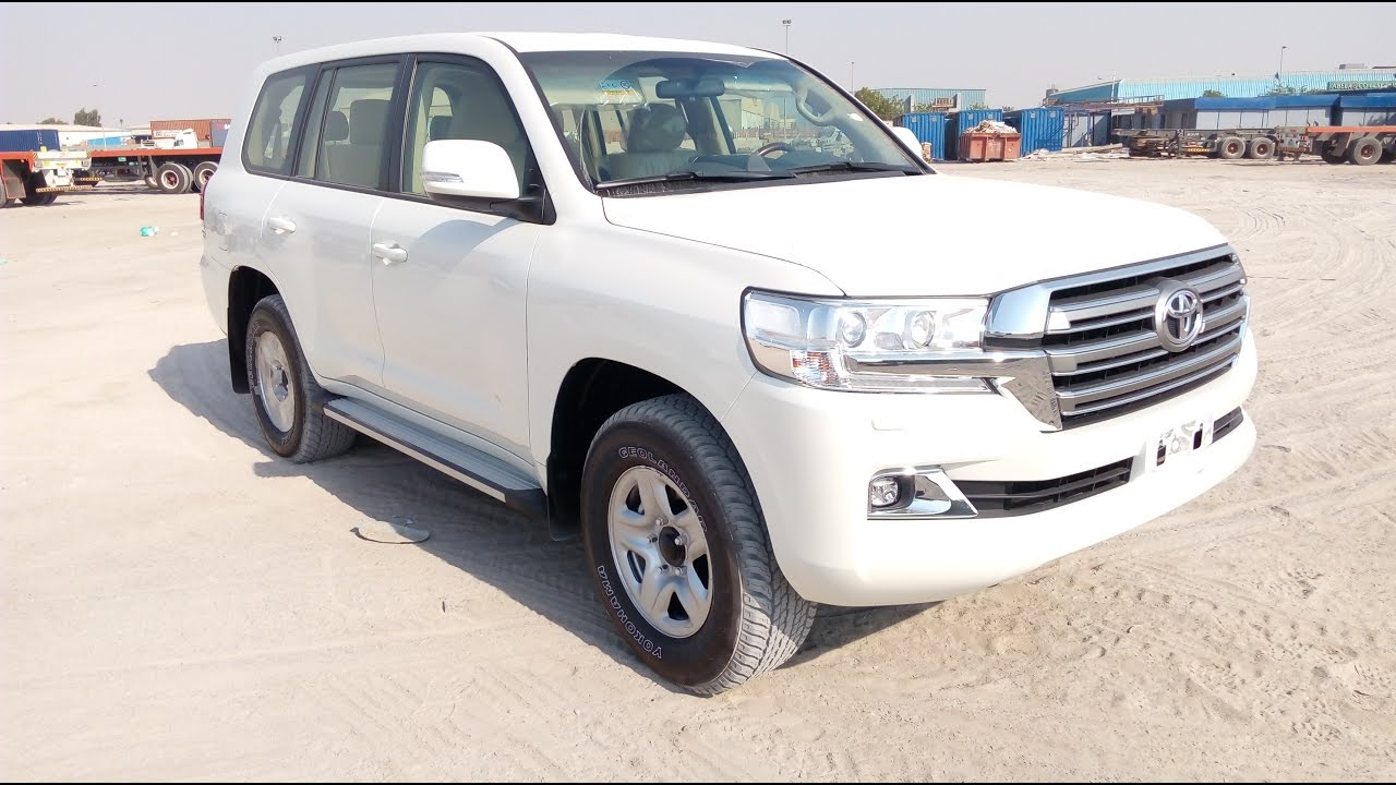 Toyota Land Cruiser Diesel >> Toyota Land Cruiser Diesel 2017 In Dubai