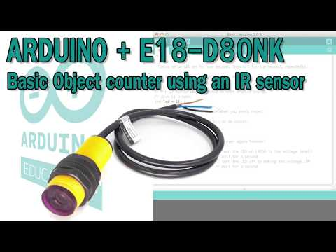 How To Make Object Counter Using Infrared Sensor Arduino