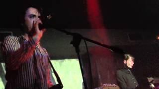VELVET CONDOM - Samt Und Stein ,live @death disco,Athens [ 09 -11- 2013]