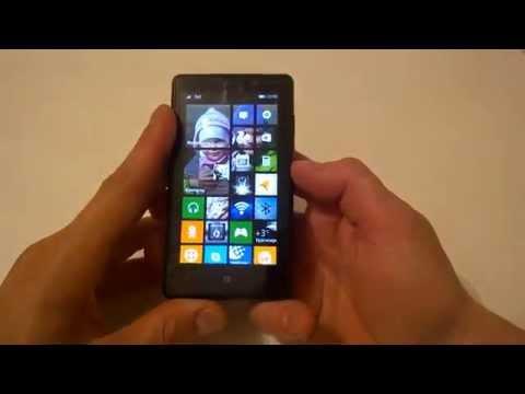 Как сделать скриншот (снимок) экрана на Windows Phone!