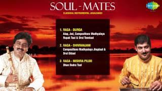 Soul Mates Classical Instrumental Jukebox   Santosh Sant(Flute)   Sandip Chatterjee(Santoor)