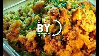 Cornbread And Sausage Stuffing Recipe, How To Make Cornbread And Sausage Dressing Recipe
