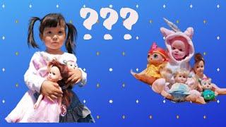 Прятки с игрушками на детской площадке для самых маленьких и для малышей