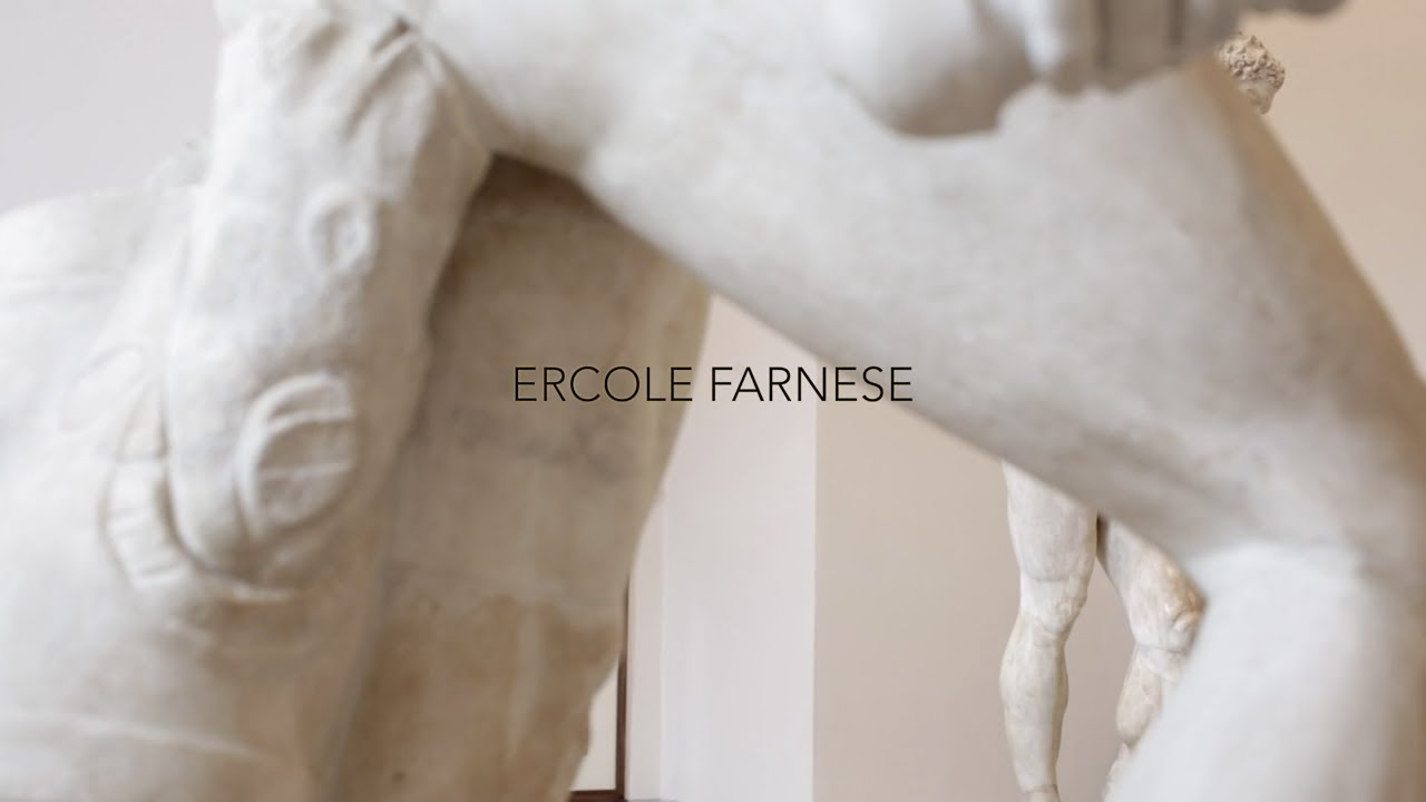 Mann stories ercole farnese youtube for Ercole farnese 2017