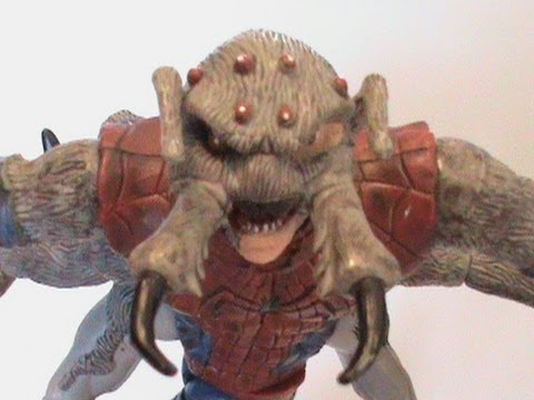Marvel Legends Man-Spider (Spider-Man Classics) Review.wmv ...