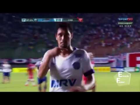 Bahia 3 x 0 CRB  - Gols da partida - Brasileirão Serie B 2016
