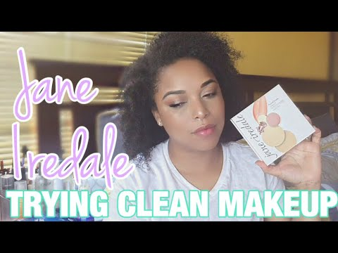 HONEST First Impression & Unboxing | Jane Iredale Mineral Makeup on DRY MATURE SKIN | MelissaQ