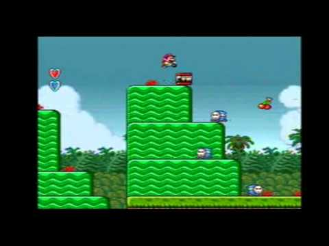 Super Mario All-Stars (Wii) - Gameplay