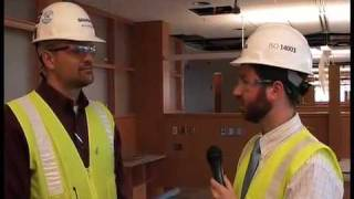 Part 3: A sneak peek into the new N.C. Cancer Hospital