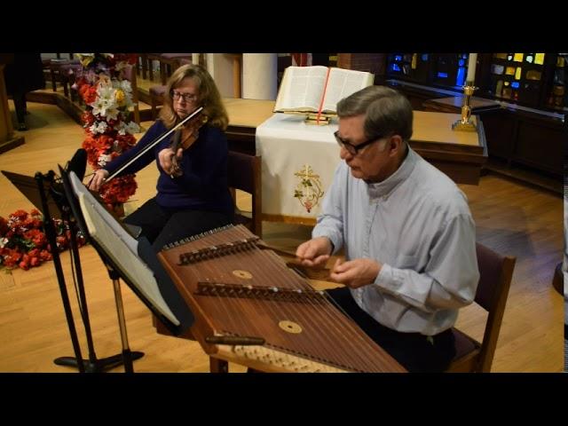 """Nancy and Larry Podey - """"The King of Love My Shepherd Is"""