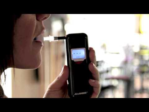 AlcoHawk Slim 2 Breathalyzer