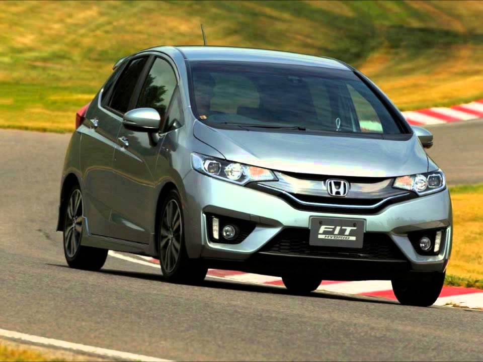 ALL NEW HONDA JAZZ FIT 2014 Review [HD]   YouTube