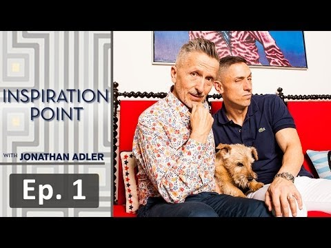 Love and Chakra Tingling Sh*t | Ep. 1 | Inspiration Point with Jonathan Adler