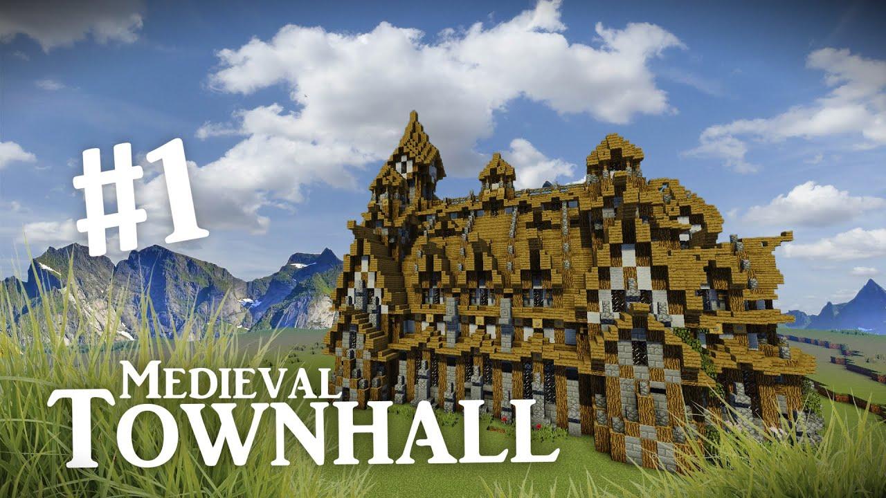Minecraft Island Town Map