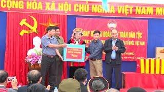 Tin Tức 24h Mới Nhất  : Thủ tướng Nguyễn Xuân Phúc dự Ngày hội Đại đoàn kết các dân tộc tại Bắc Cạn