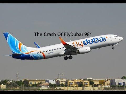 Slipping Away : The Crash Of Fly Dubai Flight 981