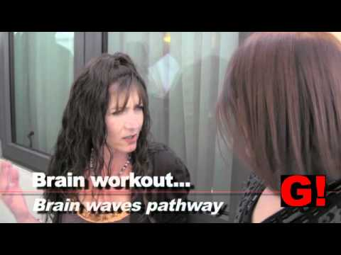 Gosh!TV Interviews Edge Neurofitness Trainer Becky Bassham -DPA Golden Globes 2012