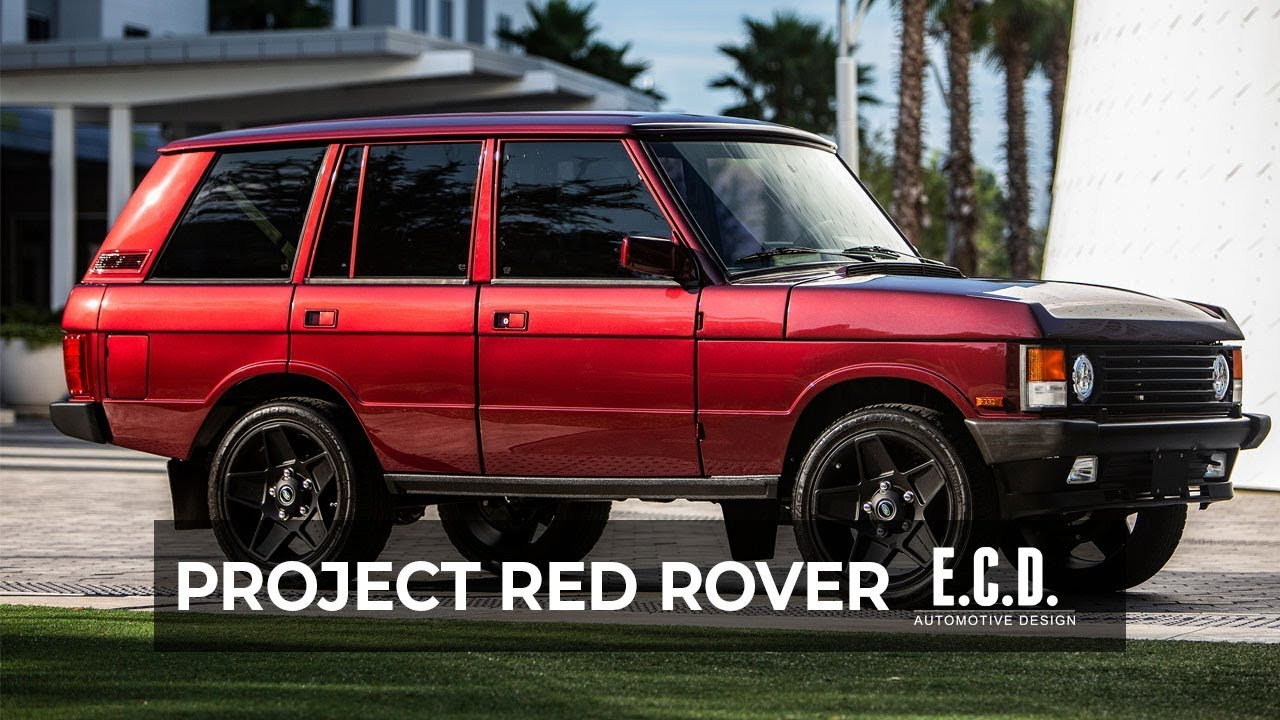 Project Red Rover | Custom ECD RRC