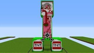 Die Anatomie eines Minecraft Creepers!