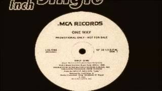 One Way- Smile (with Dj Ricardo 1984) Dub Instrumental