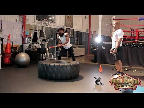 Boxing Circuit Training & Boxing Drills For Beginners   Round 4   Pugilism Company