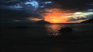 Una mattina - Ludovico Einaudi tramonto HD