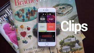 Apple Clips Review!
