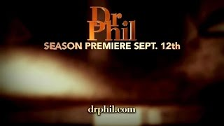 Season 15 of The Dr. Phil Show Premieres Monday, September 12th!