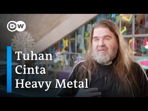 Unik Ada Gereja Heavy Metal di Finlandia  Ibadah Misa dengan Musik Heavy Metal
