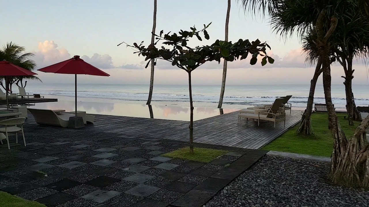 Amarta Beach Resort# Bali 01.07.2018 - YouTube