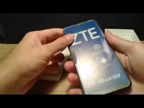 ZTE Blade V10. Распаковка (unboxing), комплектация